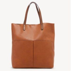 Sole Society LUCIE TOTE Vegan Leather Tote
